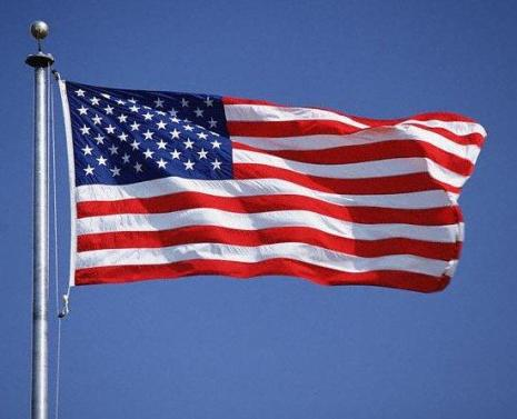 Great-American-Flag-On-Pole-